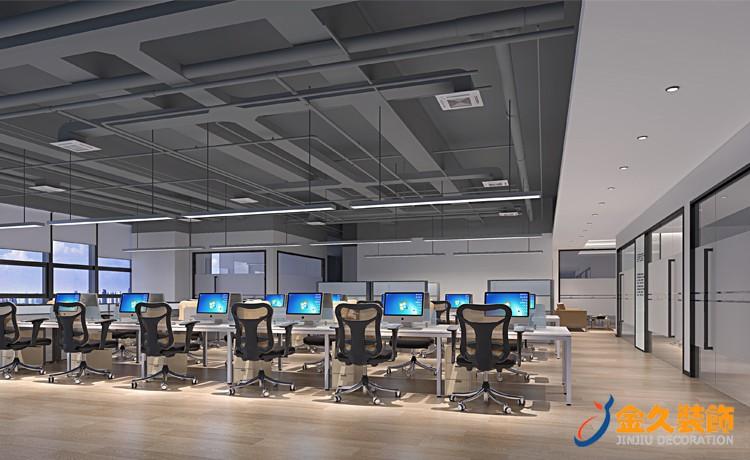 广州写字楼装修设计如何空间布局?有哪些注意事项