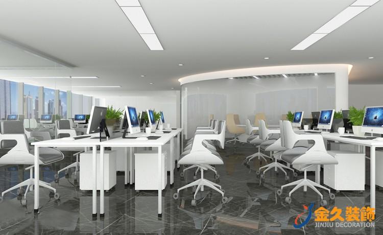 现代风格办公室装修设计理念