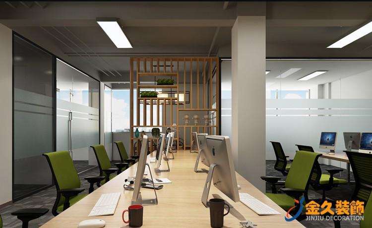 40平米小办公室装修多少钱?