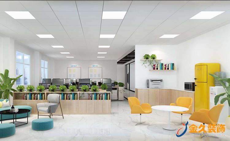 办公室空间设计怎么布局?办公空间如何布局可以节省空间