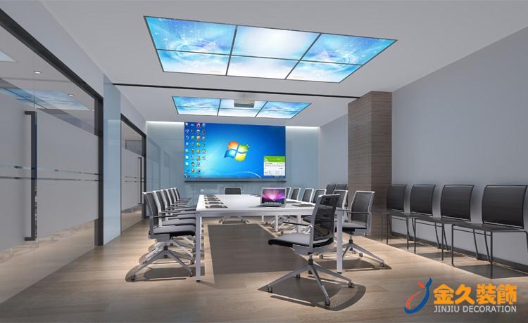 办公室功能区域布局设计方案