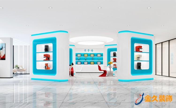 办公室展厅装修怎么设计?展厅空间装修设计需要注意什么?