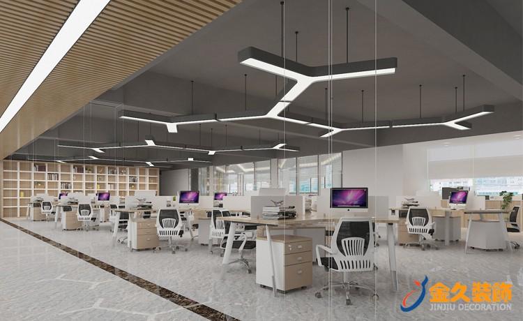 办公室员工办公区如何装修设计?办公区装修注意事项