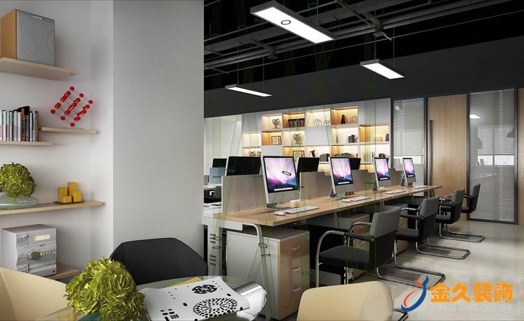 开放办公室怎么装修设计?