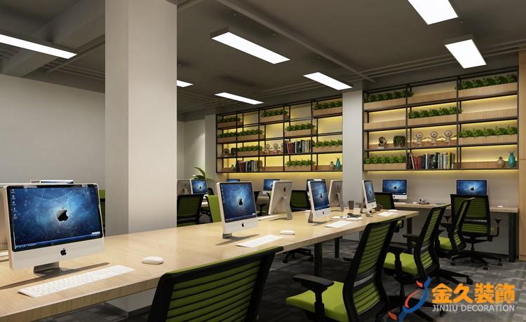 小型办公室装修怎么搭配色彩?小型办公室如何装修好?