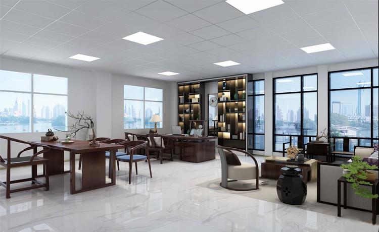 商务风办公室装修怎么设计?商务风办公室设计要点