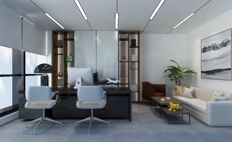 老板办公室装修设计怎么定位?老板办公室装修设计方案