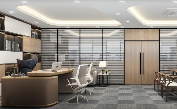 经理办公室装修设计,2020经理办公室装修效果图