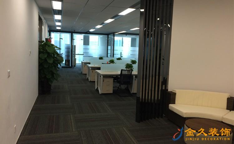 办公室区装修效果图