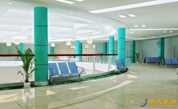医院休息区装修效果图