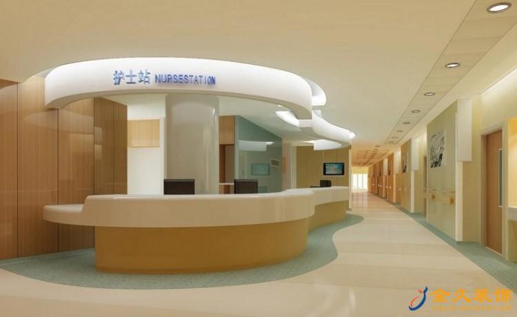 护士站装修效果图