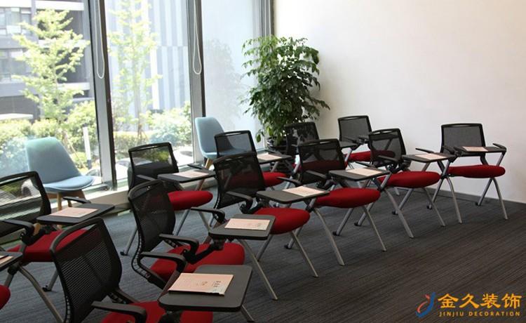 亦木英语培训机构会议室装修效果图