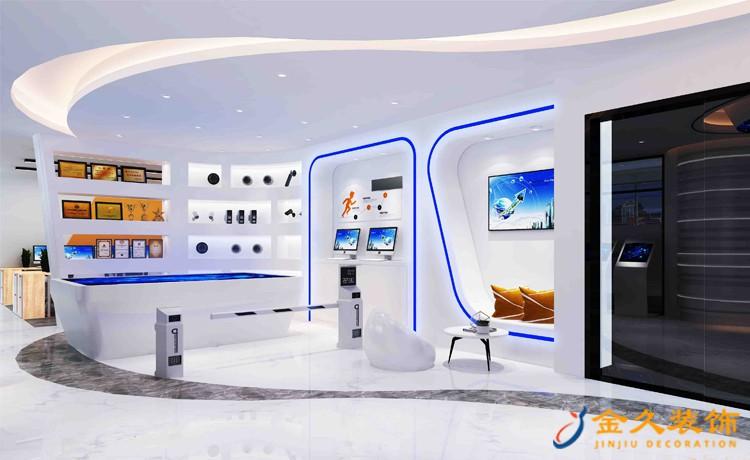 惠邦科技展厅