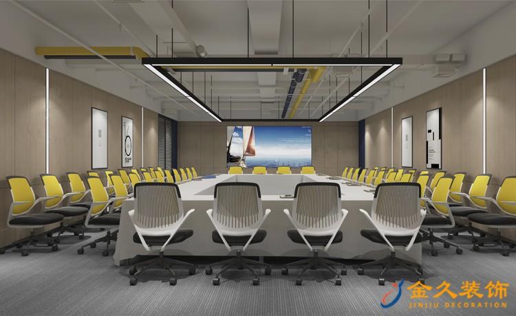 会议空间装修效果图