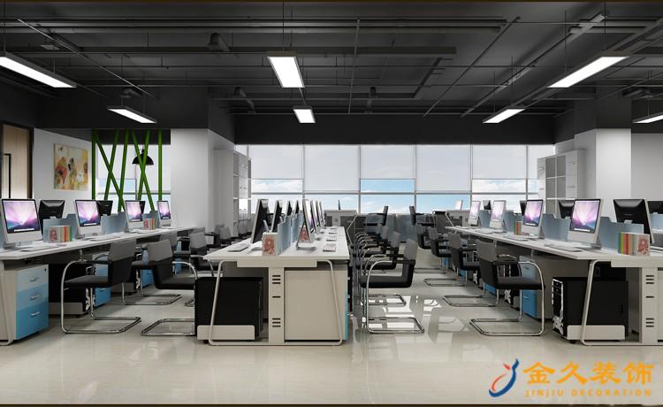 办公室装修设计从哪些方面体现企业文化内涵?