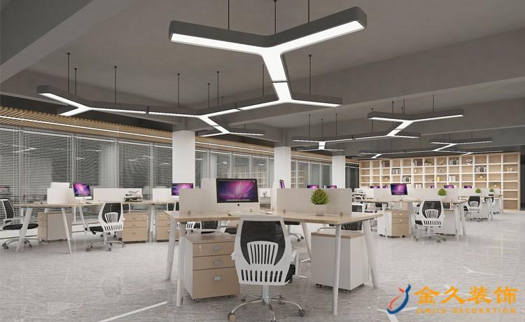 中式办公室怎么装修显大气?中式办公室空间装修要点
