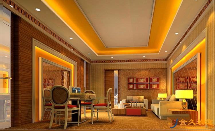 广州酒店装修设计如何做好空间布局?