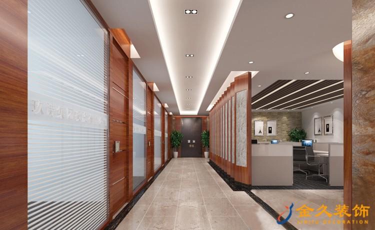 办公室装修大门怎么设计?如何选择合适的大门