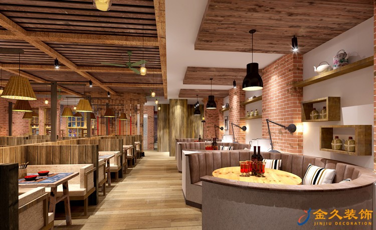 餐厅墙面怎么装饰?餐厅墙面装修注意什么?