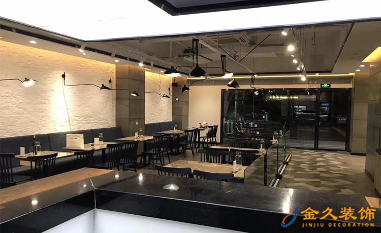 餐厅就餐区装修效果图