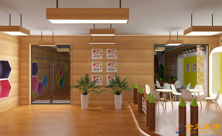广州幼儿园怎么装修设计?幼儿园装修设计风格