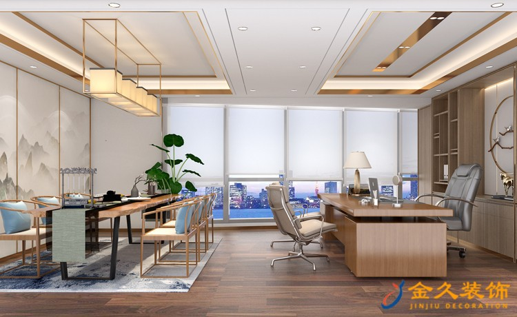 个人办公室装修怎么布置?个人办公室装修注意事项