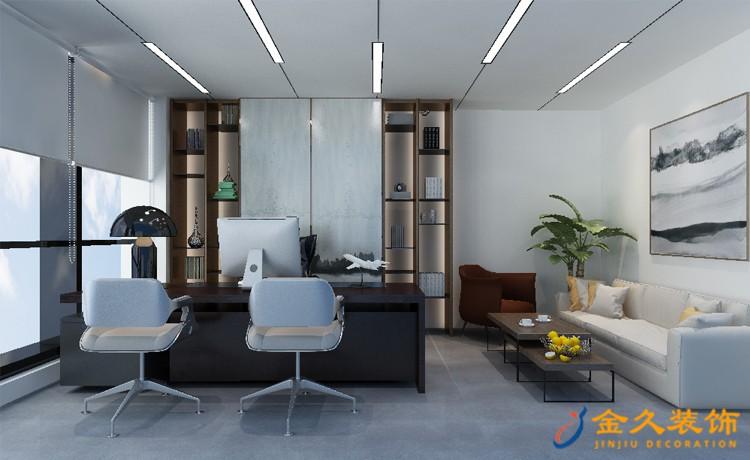 广州办公室装修设计如何扩充空间?