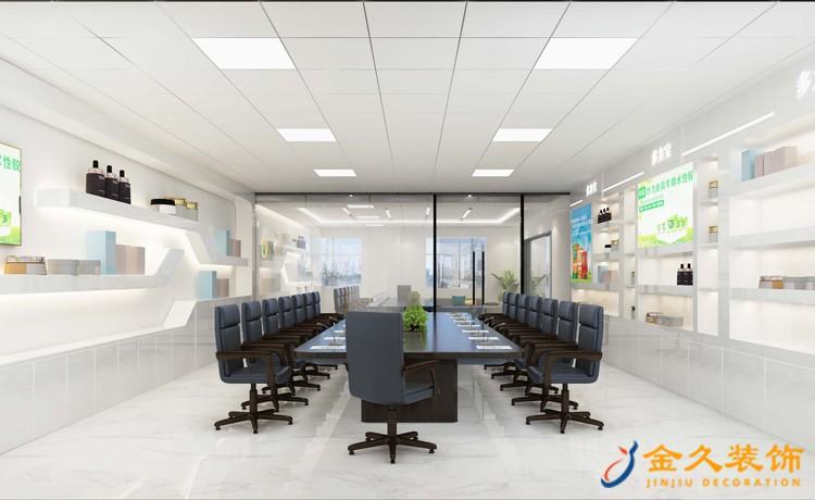 广州办公楼装修设计怎么设计会议室?会议室设计要求