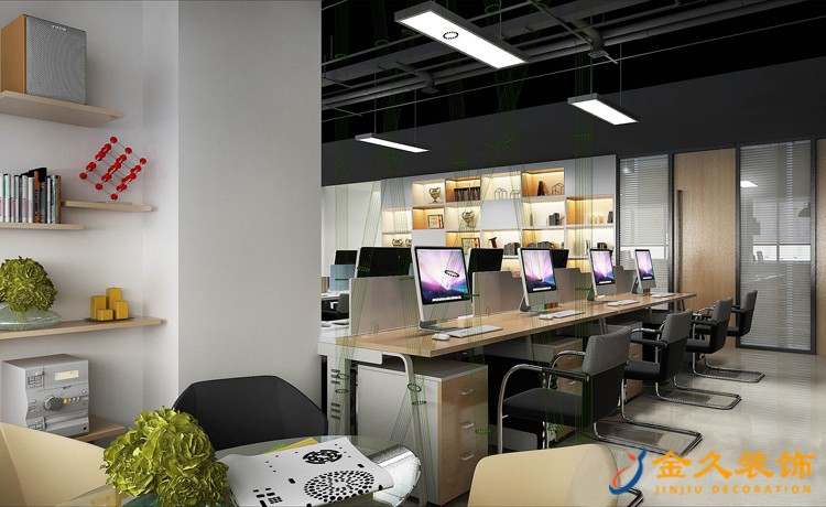 广州办公室精装修多少钱?2020办公室精装修费用