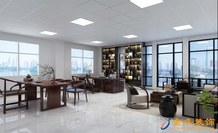 如何利用色彩打造高端广州办公室装修设计?