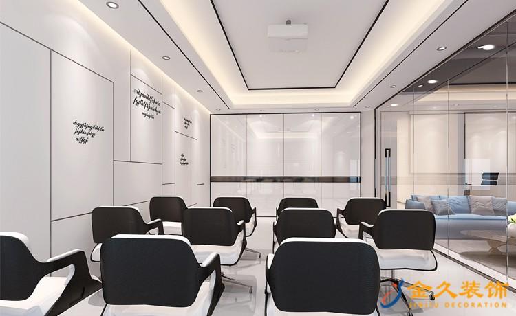 广州办公室装修天花设计要求及需要注意什么?