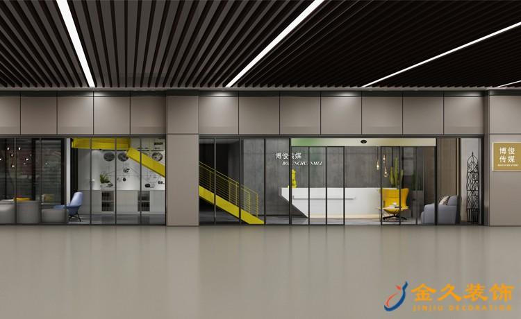企业展厅怎么设计文化墙?文化墙设计突出哪些要点
