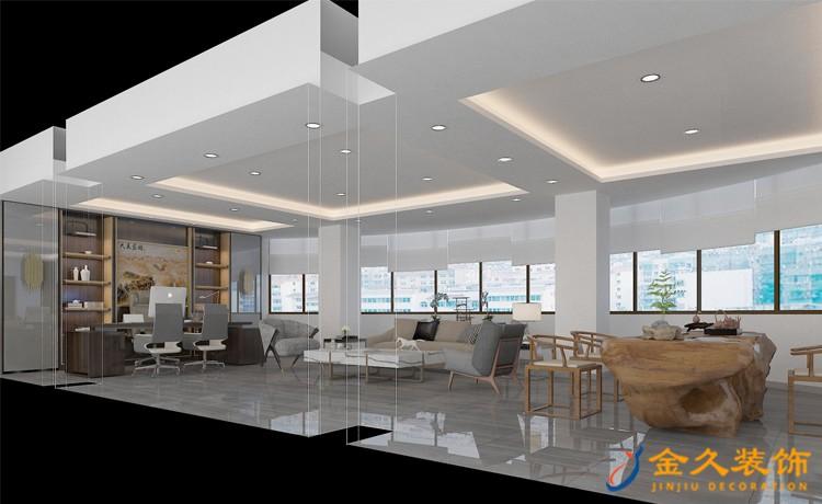 600平米办公室如何装修设计?办公室装修设计布局要点