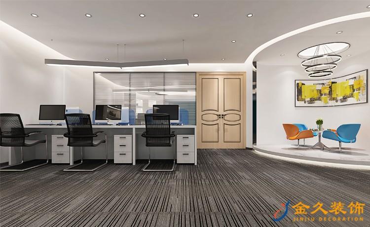 豪华办公室装修设计要点及办公室装修设计理念