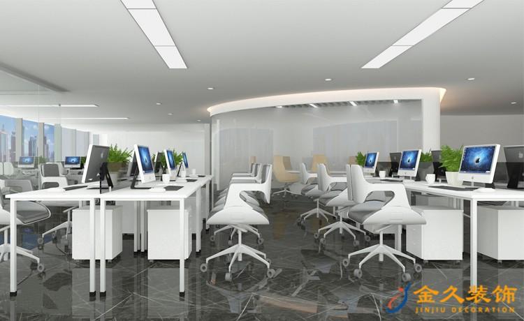 广州办公室装修设计空间规划重要性