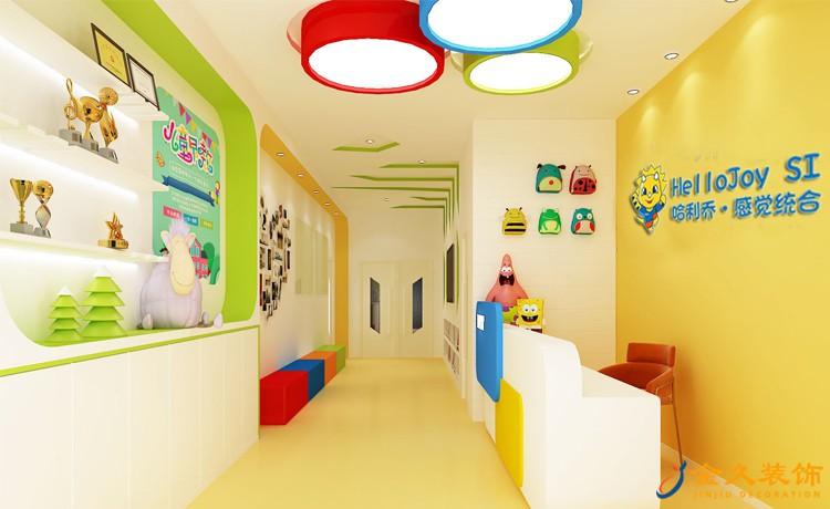 幼儿园室内布置设计及幼儿园外墙设计注意事项