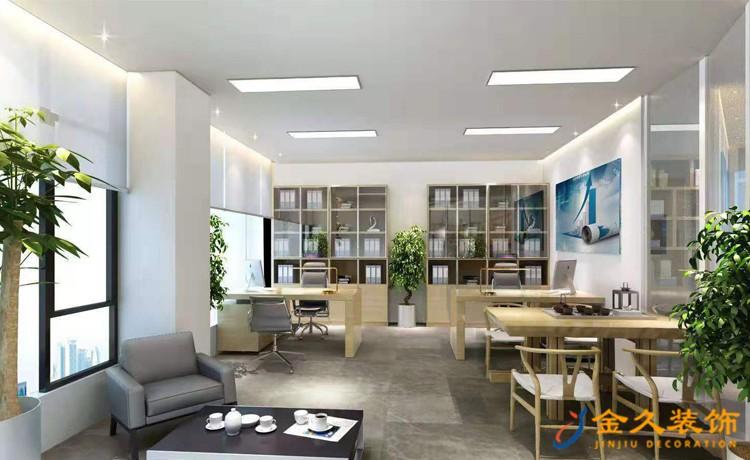 广州现代办公室装修公司怎么选择?2020办公室装修注意什么