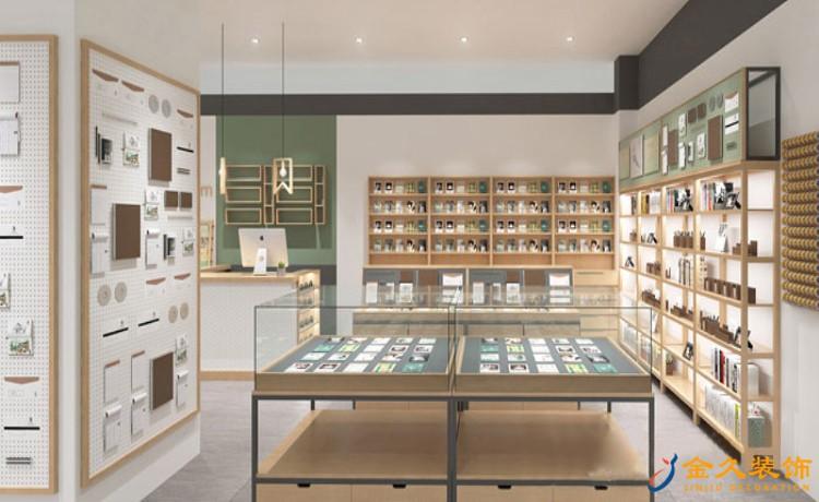 广州商业店铺装修设计技巧及注意事项