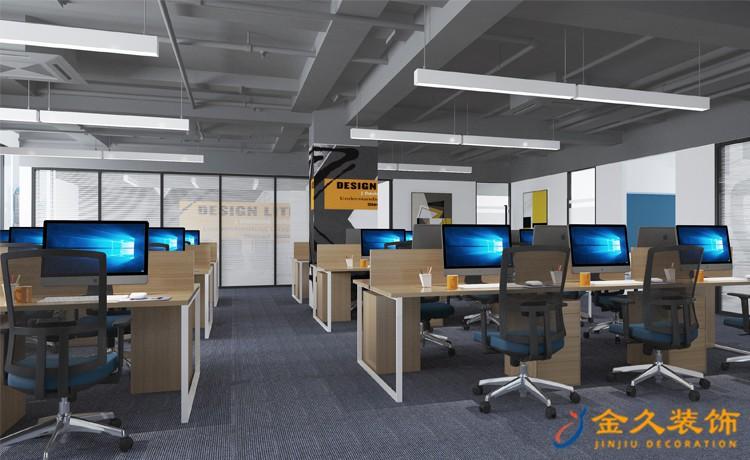 广州办公楼新装修设计要点及装修技巧