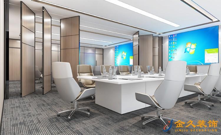 微型办公室装修设计如何突出公司企业文化