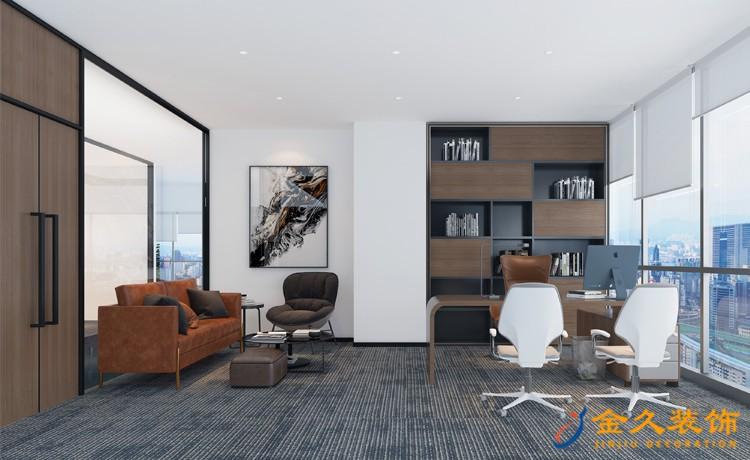 办公室普通装修费用要多少?办公室普通装修设计方法
