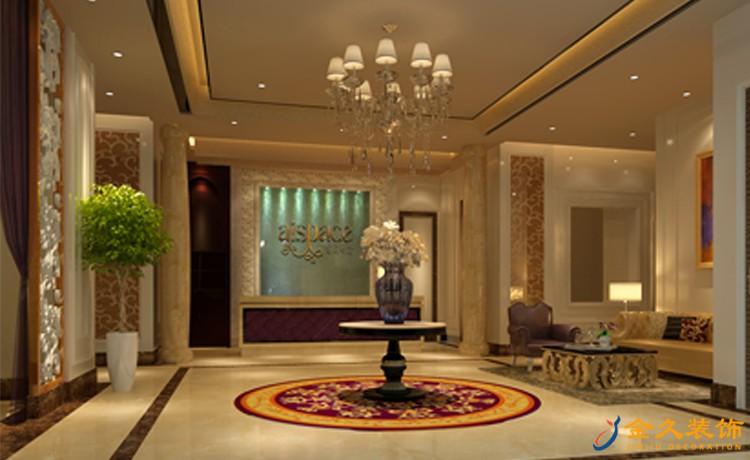 广州美容院装修设计,美容院装修设计方案