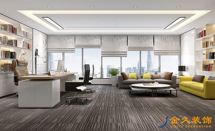 广州办公楼怎么设计符合企业要求?办公楼设计注意细节