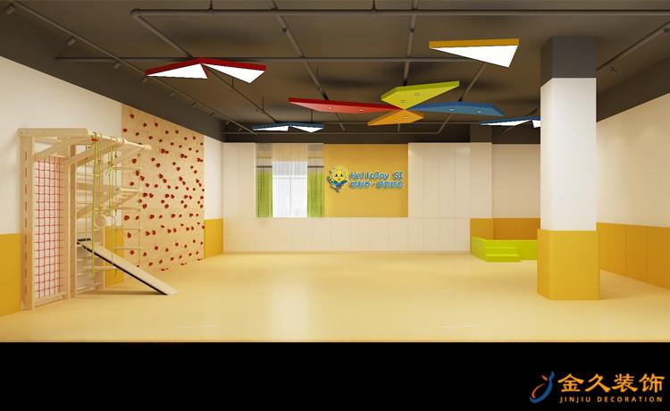 广州幼儿园应该如何装修?幼儿园装修设计方法