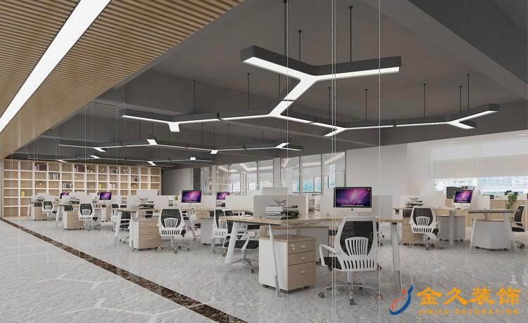 科技公司办公室怎么装饰?科技办公室装饰特点