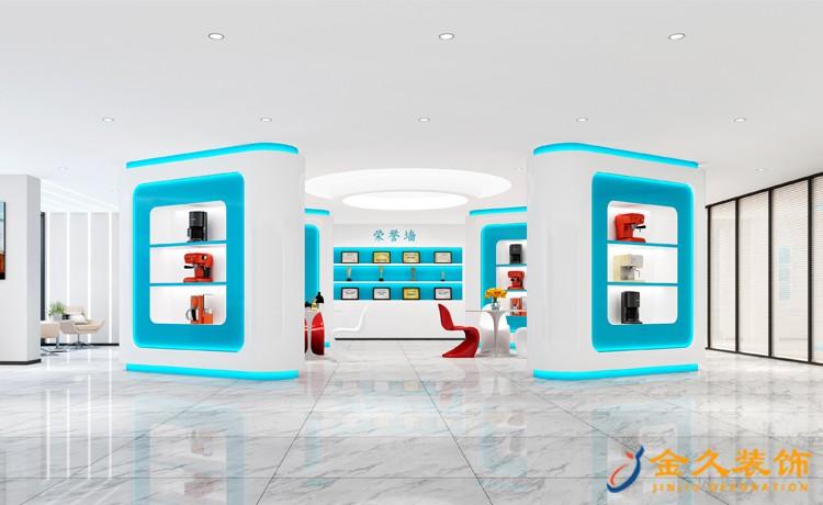 企业展厅空间怎么设计?企业展厅空间设计注意事项