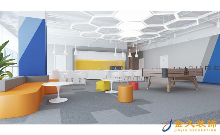 广州办公室照明如何设计?办公室照明设计标准