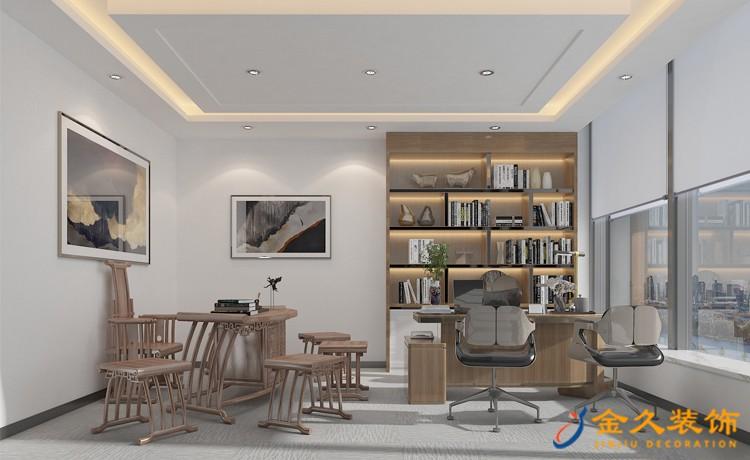 怎么划分办公楼装修主次空间?广州办公楼空间如何合理分配