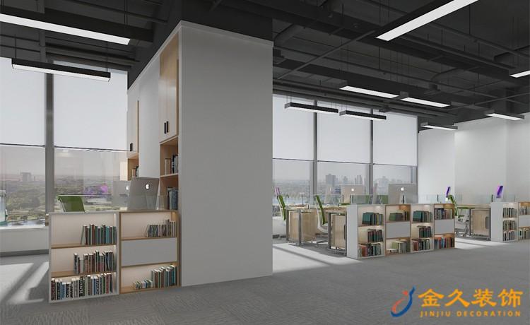 办公区域装修设计方案及注意事项