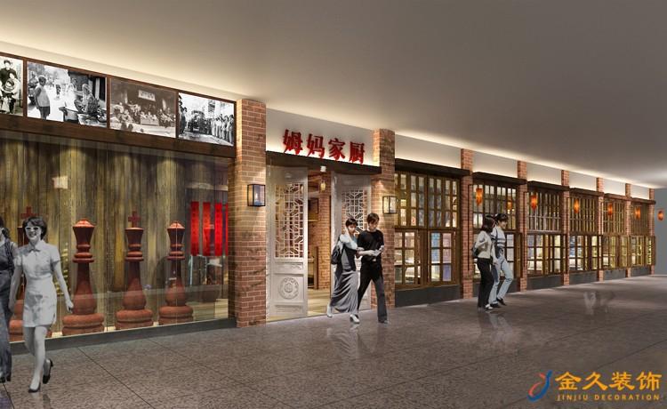广州美食店装修怎么设计?美食店装修设计注意事项